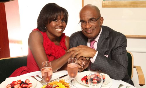 Al Roker and wife share double dose of happy family news