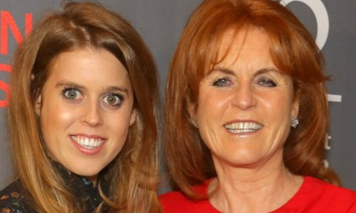 Princess Beatrice spotted on rare outing with mum Sarah Ferguson