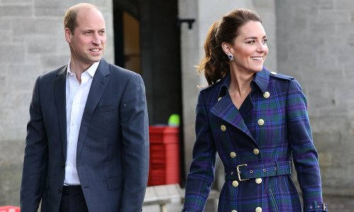 Prince William and Kate Middleton share special message after Prince George's birthday
