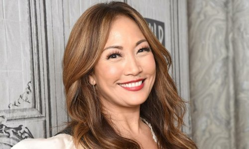 Carrie Ann Inaba looks so different with super-short hair in 80s throwback