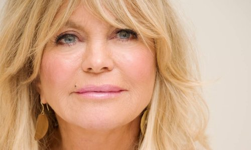 Goldie Hawn makes heartbreaking revelation about the start of her career
