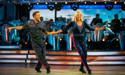 Strictly Come Dancing star reveals she was left depressed after time on show