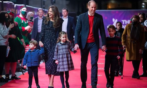 Prince William reveals Princess Charlotte's hilarious response when anyone asks her age