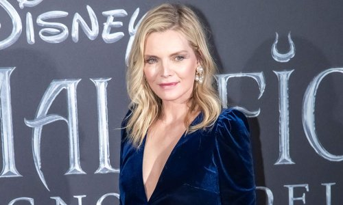 Michelle Pfeiffer wows fans with radiant appearance to celebrate big news
