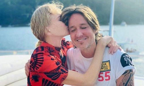 Nicole Kidman shares rare look at husband Keith Urban's luxurious birthday celebrations
