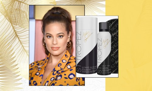 Ashley Graham's limited edition tanning kit is in the Amazon sale