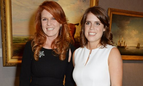 Sarah Ferguson's incredible new role has sweet connection to Princess Eugenie