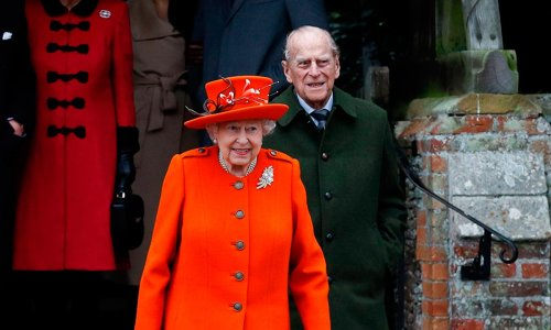 The Queen's sentimental tribute to Prince Philip at private home