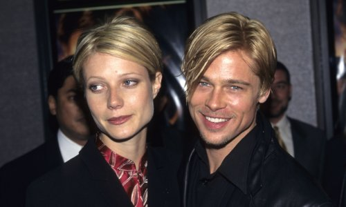 Gwyneth Paltrow shares rare story about iconic Brad Pitt moment