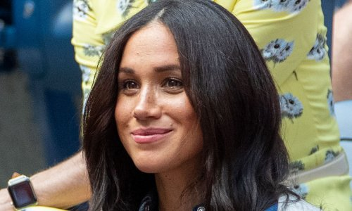 Meghan Markle looks casual in denim jeans for latest appearance