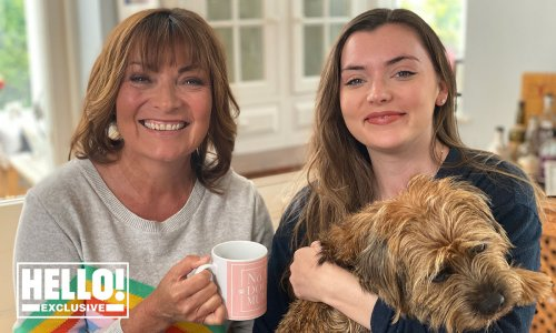 Lorraine Kelly meets daughter Rosie's new family member - and she's adorable