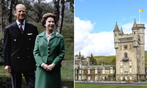 The eye-opening reason Prince Philip's tribute photos were taken at Balmoral