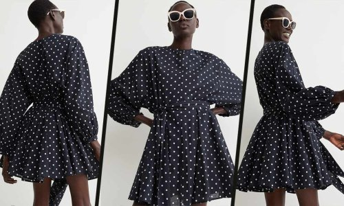 This H&M designer-inspired flared summer dress is about to be ALL over your Instagram feed