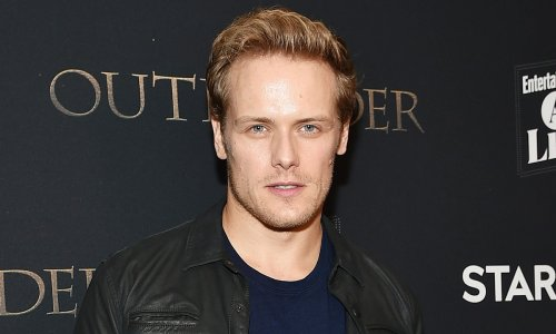 Sam Heughan's snap from latest venture has fans saying same thing