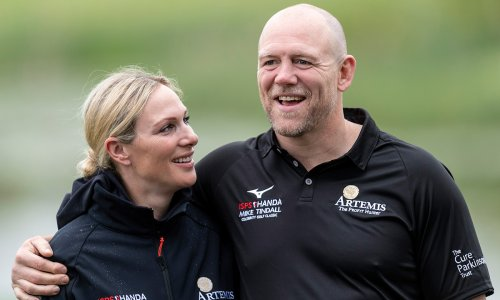 Mike Tindall shares 'happy' personal news ahead of daughter's birthday
