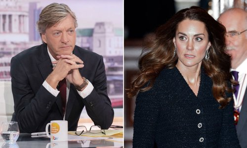 GMB's Richard Madeley breaks silence after commenting on Kate Middleton's appearance