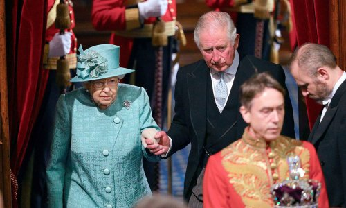 Heartbreaking detail from Queen's appearance at Parliament following Prince Philip's death