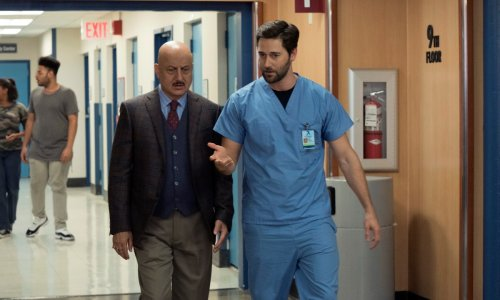 New Amsterdam star leaves show - details