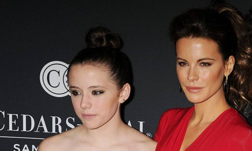 Kate Beckinsale shares upsetting news about daughter with Michael Sheen