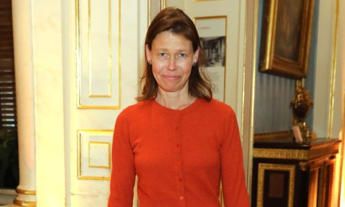 The Queen's niece Lady Sarah Chatto celebrates special day after wedding anniversary
