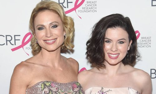 Amy Robach pays tribute to daughter Ava following impressive achievement
