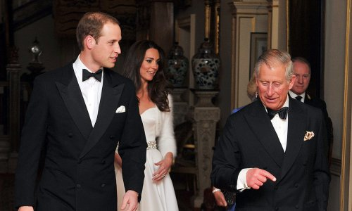 Prince Charles paid a tear-jerking tribute to Kate Middleton in his wedding speech