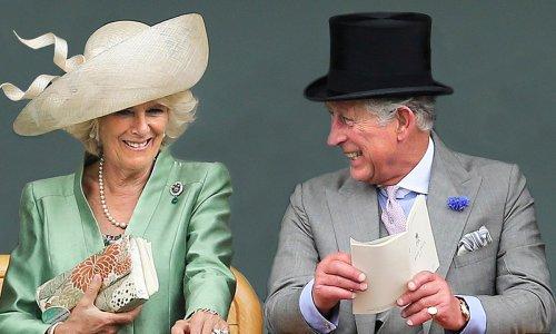 Prince Charles and wife Camilla share tender moment at Royal Ascot: Photo