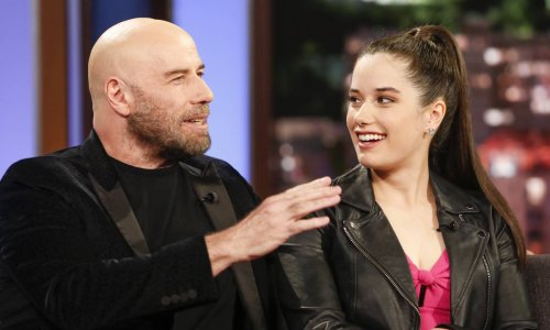John Travolta's daughter Ella shares emotional tribute with never-before-seen family photo