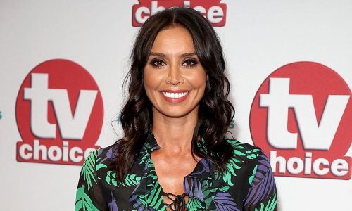 Christine Lampard delights fans with rare family photo
