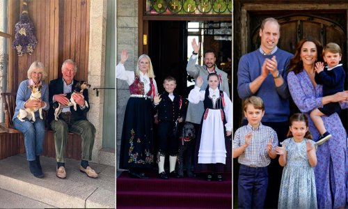 Royal home entrances that are SO fancy: Prince Charles, Zara Tindall, more