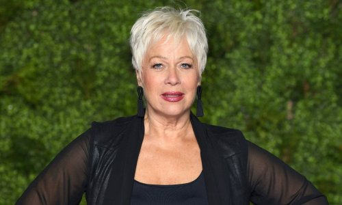 Denise Welch supported by fans as she shares update on illness that left her bedridden