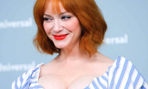 Christina Hendricks posts incredible throwback - and fans can't believe it