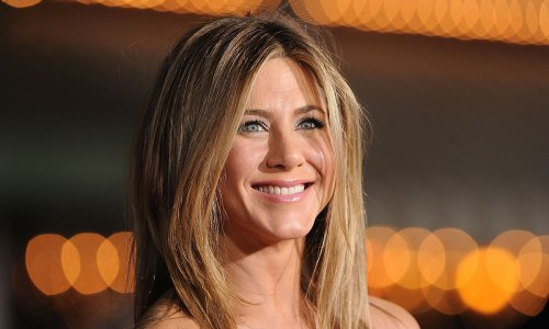 Jennifer Aniston celebrates joyous family news