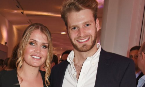 Lady Kitty Spencer speaks out over brothers walking her down the aisle