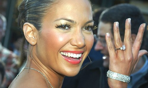 Jennifer Lopez's five eye-watering engagement rings revealed – photos