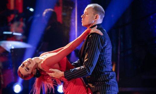 Dianne Buswell expecting 'bittersweet' weekend following Robert Webb's departure