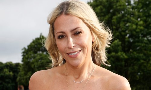 Nicole Appleton looks unreal in first wedding photos with husband Stephen