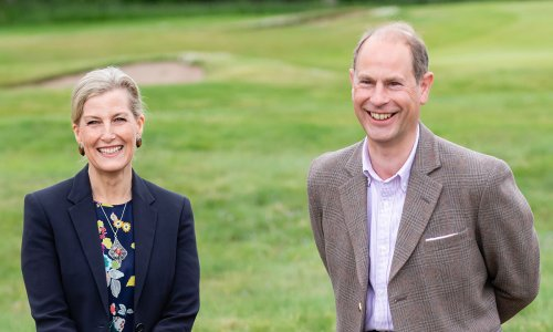 Prince Edward and the Countess of Wessex's family summer holiday plans