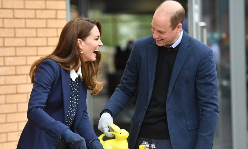 Prince William and Kate reveal perfect family day with George, Charlotte and Louis