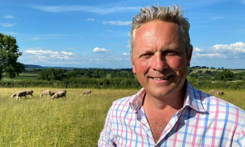 Escape to the Country's Jules Hudson makes rare comment on family life