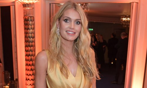 Lady Kitty Spencer's celebrity friends arrive in Italy for her wedding to billionaire Michael Lewis