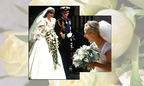 5 most popular royal wedding flowers – including Princess Diana's