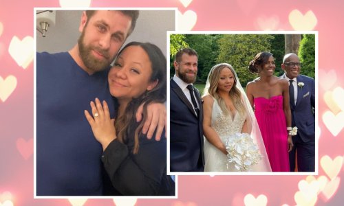 Al Roker's daughter's proposal story will melt your heart