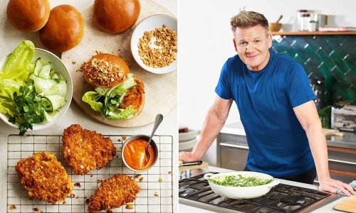 Gordon Ramsay's cornflake chicken recipe is the ideal weekend supper
