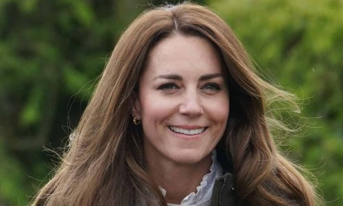 Kate Middleton surprises in flattering flares and polka dots for new appearance