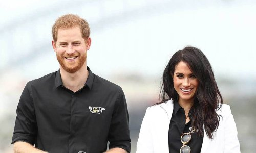 There's a new favourite name for Prince Harry and Meghan Markle's royal baby