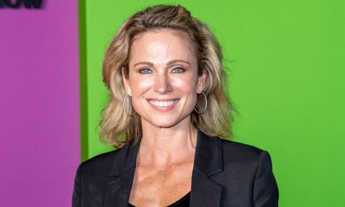 Amy Robach's lookalike mum is as stunning as she is in happy reunion photo
