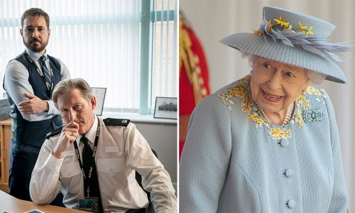 Line of Duty's Jed Mercurio responds to the Queen being 'fan' of BBC police drama