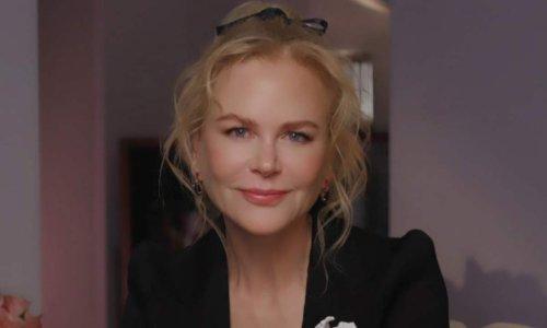 Nicole Kidman announces joyous news with age-defying photo