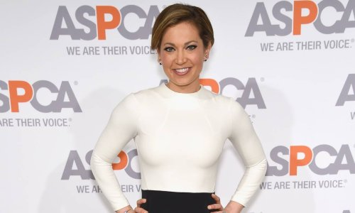 Ginger Zee's husband posts unexpected video of her in their bedroom